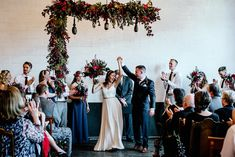 Union/Pine Portland OR Wedding Venue pic by Karina & Maks