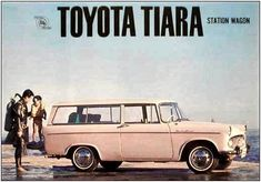 the-history-of-toyota-australia - automobil Classic Cars British, Classic Japanese Cars, Best Classic Cars, Vintage Japanese, Classic Car Restoration, Toyota Cars, Toyota Usa, Car Advertising, Advertising History