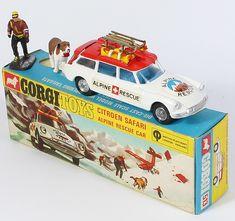 hard to find set Metal Toys, Tin Toys, Vintage Models, Vintage Toys, Corgi Toys, Matchbox Cars, Childhood Toys, Diecast, Retro