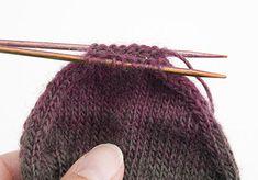 Technique d'assemblage - Le grafting - L'échappée laine
