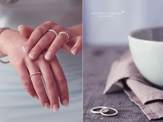 rings CHARLOTTE 2 & 3 lovely presented by nicest things