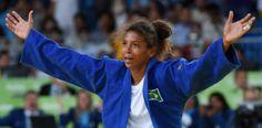 De la favela a la gloria del oro olímpico....