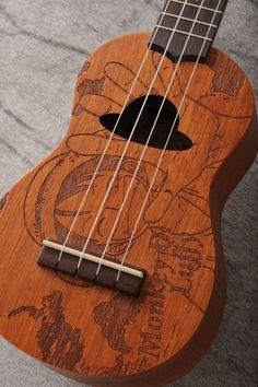 One piece official ukulele