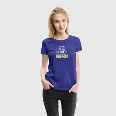 Geschenk zum 49. Geburtstag für Badmintonspieler - Frauen Premium T-Shirt