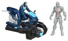 Marvel Avengers Age of Ultron Ultimate Ultron vs. Iron Leader Iron Man