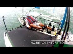 Hoooked TV #14 - Kayak Fishing on the Hobie Adventure Island - YouTube