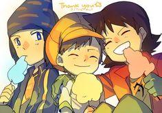 Koji, Tommy, & Takuya !!