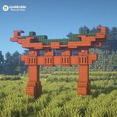 Minecraft Asian design - Explore the best and the special ideas about Minecraft Skins Minecraft Bauwerke, Minecraft Building Guide, Minecraft Construction, Amazing Minecraft, Minecraft Survival, Minecraft Tutorial, Minecraft Blueprints, Minecraft Designs, Minecraft Crafts