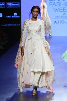 Anushree Reddy at Lakmé Fashion Week Summer/Resort 2017