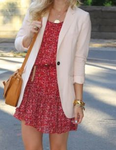 need to buy a dress like this, gorgeous outfit!