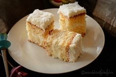 Krispie Treats, Rice Krispies, Coco, Cornbread, Vanilla Cake, Deserts, Lemon, Snacks, Cookies