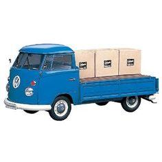 Volkswagen Type 2 Pickup ughhhh I want it