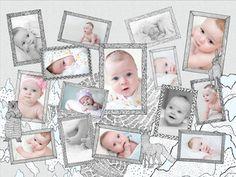 Customizable Photo Collage by Lilesadi