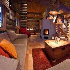 Spacious cottage near Ruka ski resort in Kuusamo. ⛷  #ruka #finland #rukatunturi #kuusamo #cottage #holidayhome #realestate #luxury  #thisisfinland #luxuryrealestate #visitkuusamo #skiresort #suomi #holiday #north #europe #loghouse #visitfinland