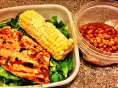 Healthy daily meals for busy people! #thehealthyone #pfathletics #profitathletics
