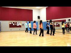 On To Something Good - Line Dance (Dance & Teach in English & 中文) - YouTube