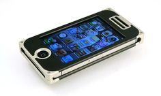 EXOvault | Handmade Metal iPhone Cases | High End Luxury iPhone 4S Cases | Handcrafted Aluminum - Brass - Titanium - Exotic Hardwoods