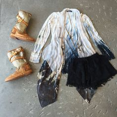 the perfect look for the bohemian soul