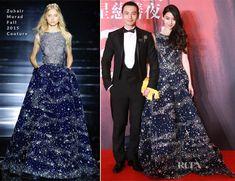 Angelababy In Zuhair Murad Couture - 2015 Bazaar Star Charity Night