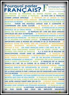 Pourquoi Parler Français