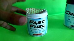 RSP Fast Fuel Pre-Workout Energy Supplement