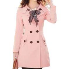 Trench Coat Feminino R$224,00    Compre Agora > www.camisariarg.com/products/trench-coat-feminino-inverno-rosa   Confira mais de 40 modelos em promoção na #camisariarg  #trenchcoat #modafeminina #ootd #outfit #lookdodia