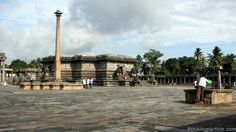 Belur referred to in inscriptions as velapuri was the first capital of the hoysalas. Hoysala vishnuvardhana (A.D 1108-1152) caused to be built a temple for Vijayanarayana in the capital in the year 1117 A.D. in commemoration of his victory against the chola viceroy of talkad. The temple is popularly known as the chennakesava temple.