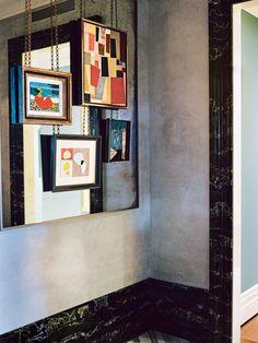 (via House tour: a finely tuned classic Manhattan apartment - Vogue Living)