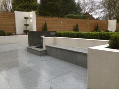 Garden slab ideas patio slabs garden patio slab designs patio s Garden Slabs, Diy Garden Fence, Patio Slabs, Garden Planters, Garden Beds, Garden Art, Garden Paving, Granite Paving, Sandstone Paving