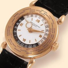 List of Top 10 Most Expensive Watches in the World Auckland, Oslo, Montreal, Skagen Watches, Seiko Watches, Expensive Watches, Most Expensive, Patek Philippe, Chicago