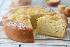 La TORTA CON LE MELE di Nonna Papera e' la mitica torta soffice e piena di mele che non tradisce mai, anche perche' rimane cosi' anche dopo 3 giorni .