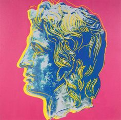 Andy Warhol - Alexander the Great