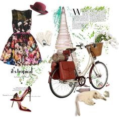 A fashion look from January 2014 featuring floral mini dress, pointed-toe pumps and quilted gloves. Browse and shop related looks. Pointed Toe Pumps, Valentino, Mini, Floral, Polyvore, Red, Fashion, Moda, La Mode