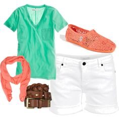 Summer love! I want this outfit!!!