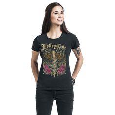 """Maglietta donna """"Exquisite Dagger"""" dei #MötleyCrüe."""