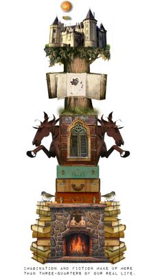 """Imagination Totem"" by colbysma on Polyvore"