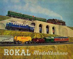 ROKAL-TT Modellbahn aus Lobberich