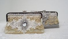 New Years Eve / Great Gatsby / Christmas by PetiteVintageBags, $240.00