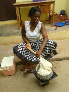 I miss Ghana Ghanaian Food, Nigerian Food, Ghana Culture, Republic Of Ghana, Around The World Food, West African Food, Jollof Rice, Traditional Market, Caribbean Recipes