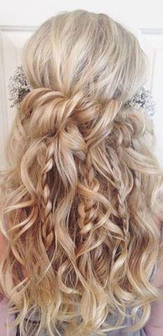 Gorgeous Bridal Hairstyles Ideas For Long Hair 04