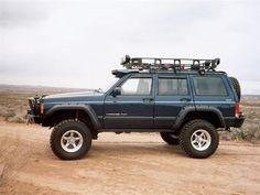 2001 Jeep Cherokee Sport side Photo 9369381