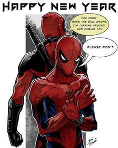 #Spideypool #Spiderman #Deadpool