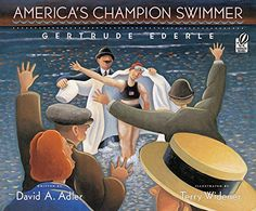 [PDF] Download America's Champion Swimmer: Gertrude Ederle *Online*