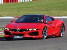 2016 BMW M8 Concept