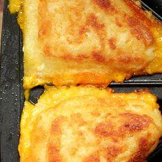 Hash Brown Toastie