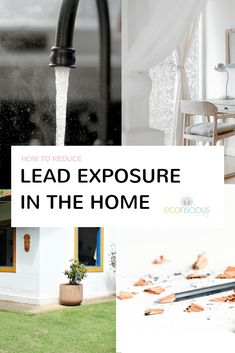 How to reduce lead e