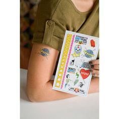 Soakwash Stick'n Soak Tattoos