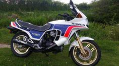 Classic bike review - Honda CX650 Turbo 1983