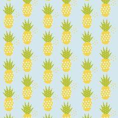 Bella Blvd - Fresh Market - Fresh Market Pineapple in Blue