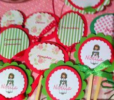 lospapelesdeines: Detalles de comunión: Candy bar